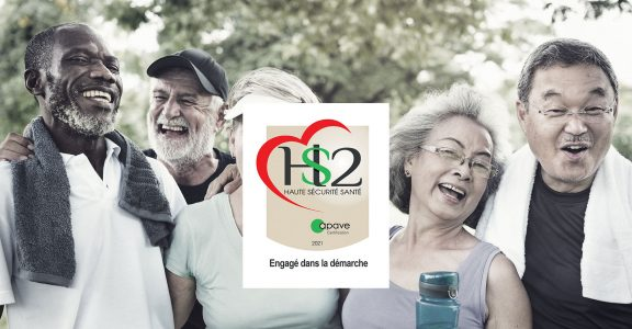 Nos résidences seniors bientôt toutes labellisées HS2®